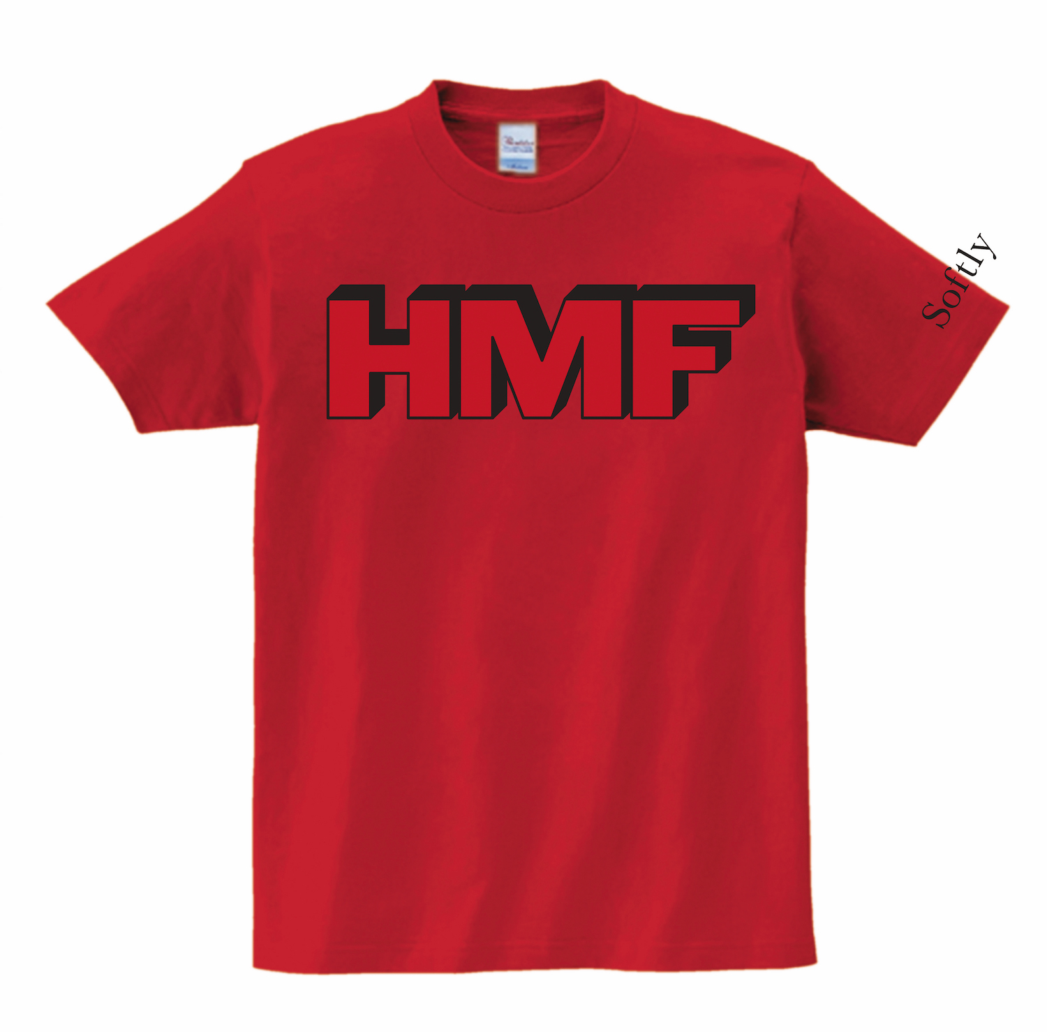 T shirt 3(RED)