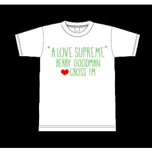 cross Tシャツ (ホワイト)