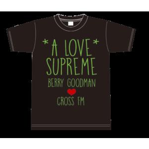 cross Tシャツ(ブラック)