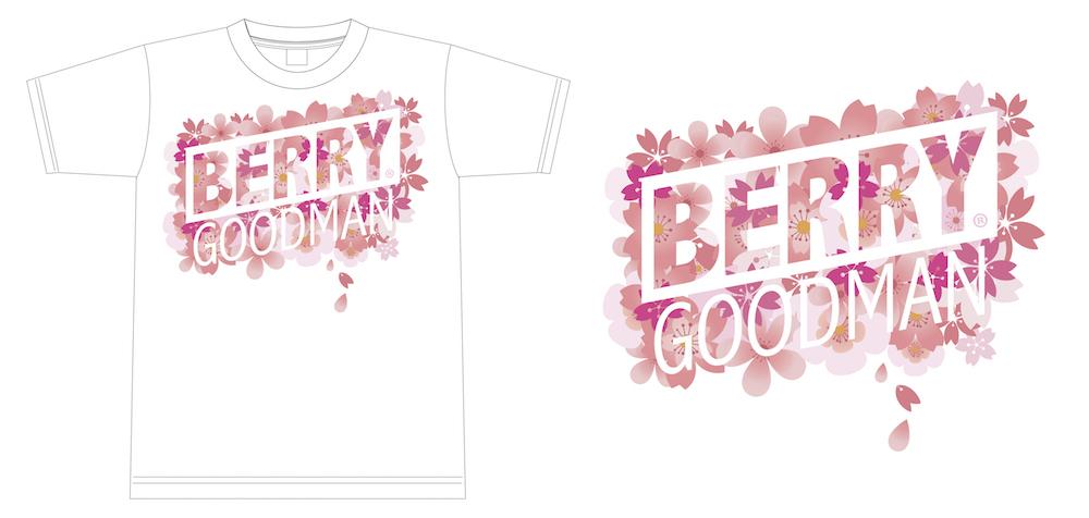 BGM通販限定★さくらTシャツ