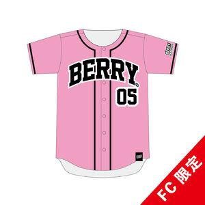 【2次受付】ベースボールシャツ 2018 [ ピンク ]
