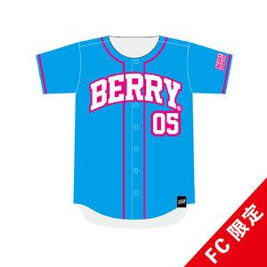 【2次受付】ベースボールシャツ 2018 [ ライトブルー ]