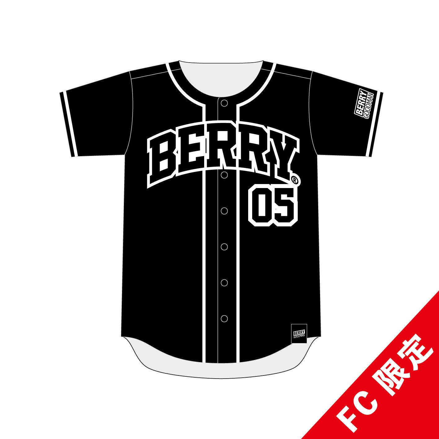 【2次受付】ベースボールシャツ 2018 [ ブラック ]