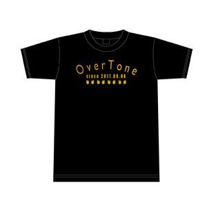 1周年記念 Tシャツ [ black ]