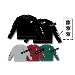 【Late Winter Goods】SweatShirt(期間限定受注商品)