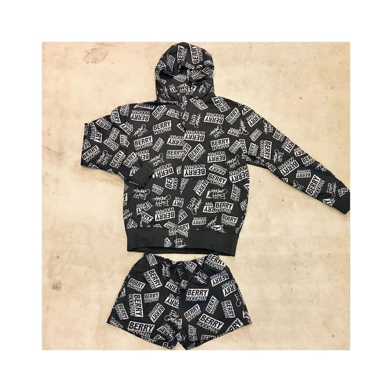 【FC】サマーパーカー ( ブラック )