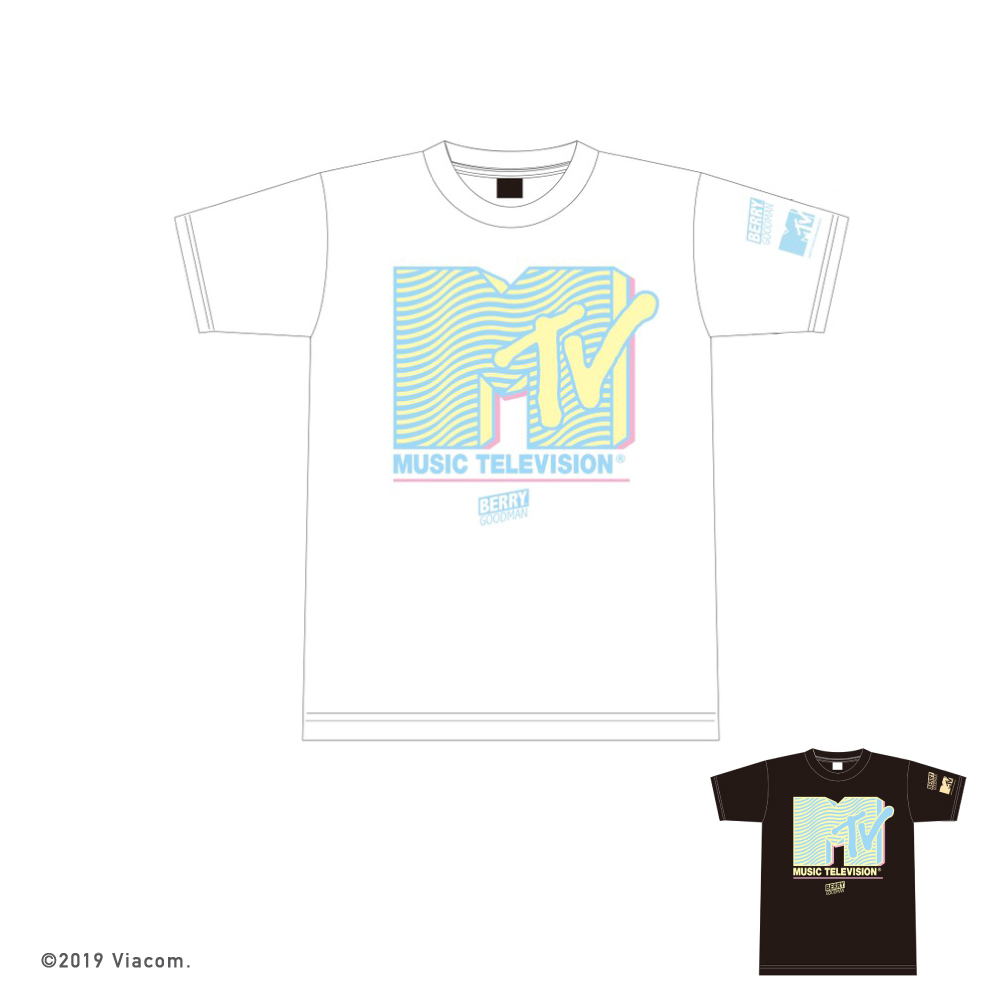 MTVコラボTシャツ