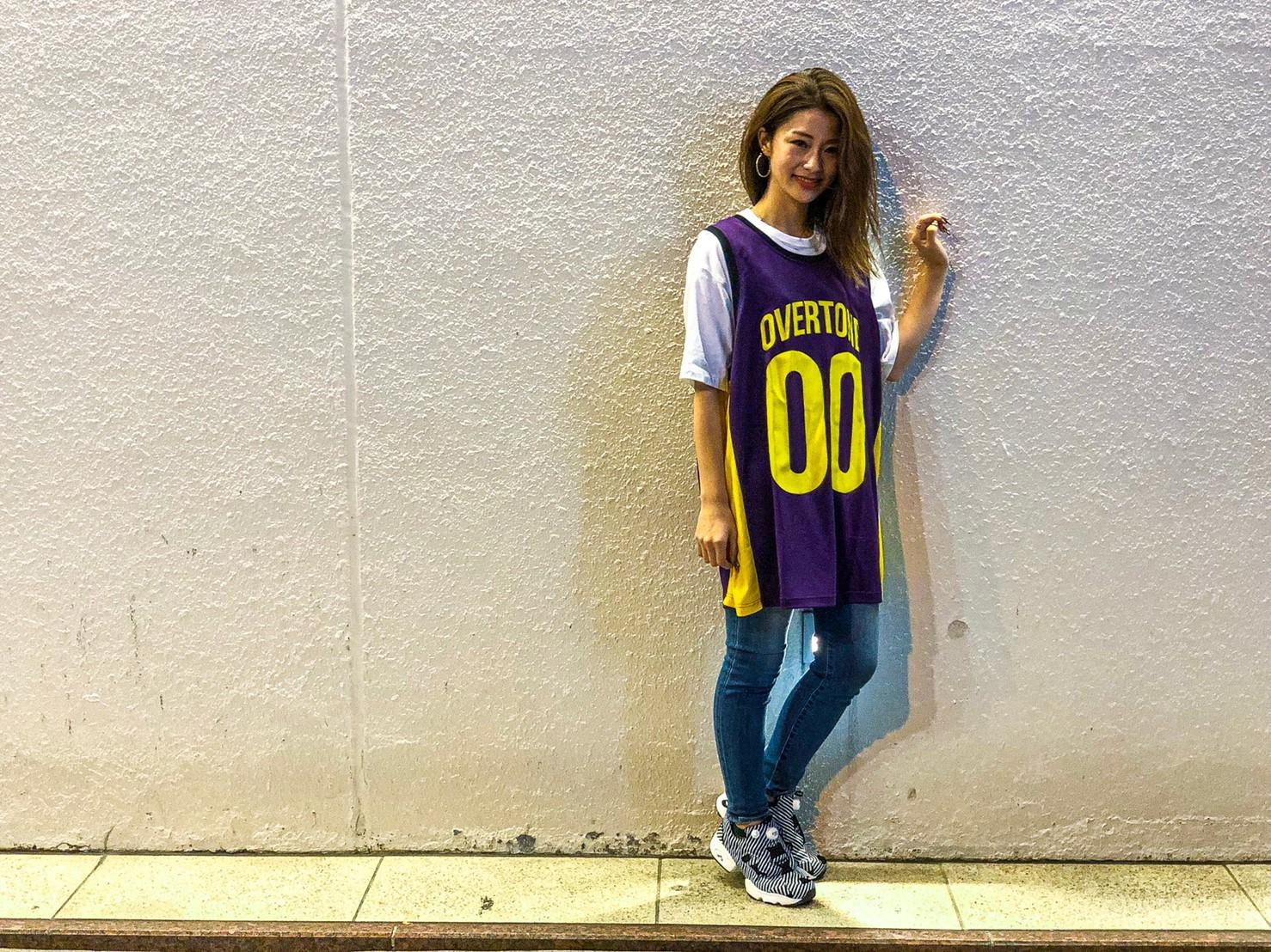 ばすけっトンシャツ【FC限定・受注生産/2次受付】