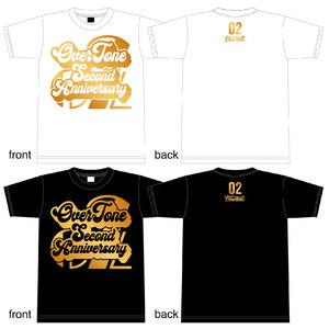 2周年記念 Tシャツ