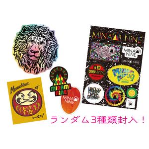 【HTFリリース記念セール】ランダムステッカーセット