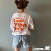 背中で語るワイドTシャツ