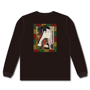 【HTFリリース記念セール】【Premium series〜写楽〜】ロングT-Shirt