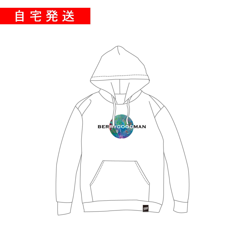 【自宅発送】HiDEXプロデュース・HiDEXペインティングパーカー