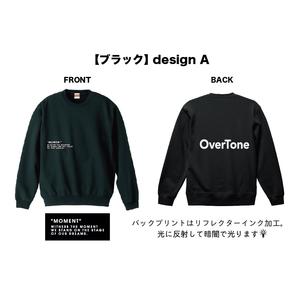 OverTone トレーナー A【受注商品】