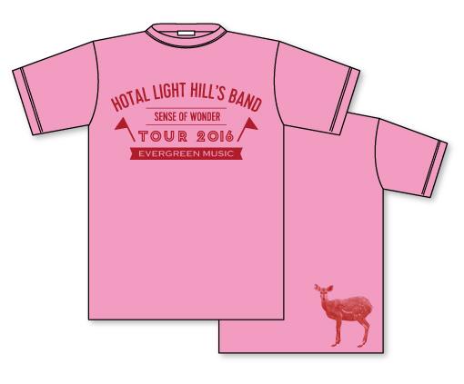 セオワTシャツ(ピンク)