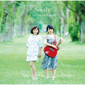 2nd album「Live Love Laugh」