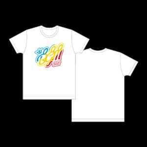 ロゴTシャツ(ホワイト)