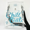 Chill outクリアポーチ
