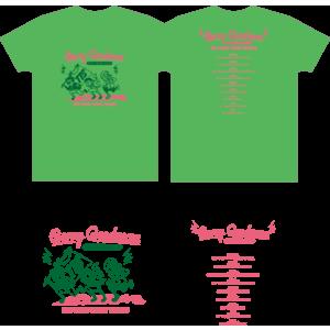 2016ツアーTシャツ < グリーン >